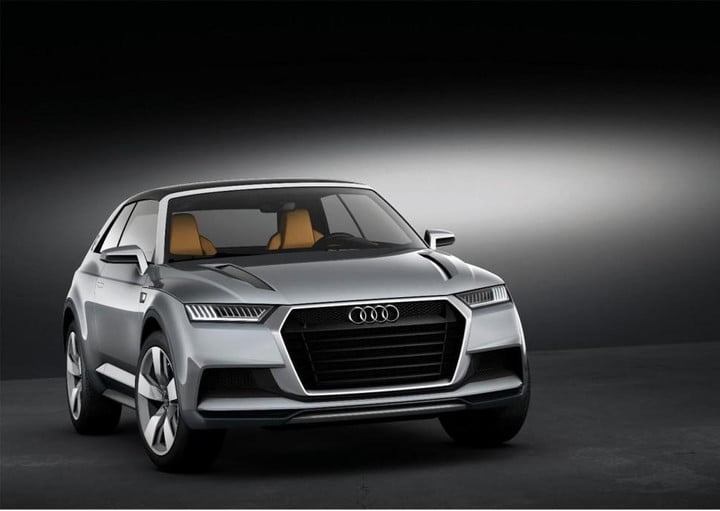 Audi Q German Automaker Confirms Production Of Micro - Audi q1