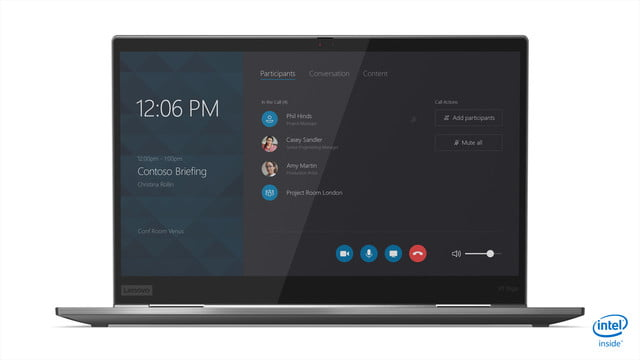 lenovo updated thinkpad x1 carbon yoga ces 2019 02 hero front facing