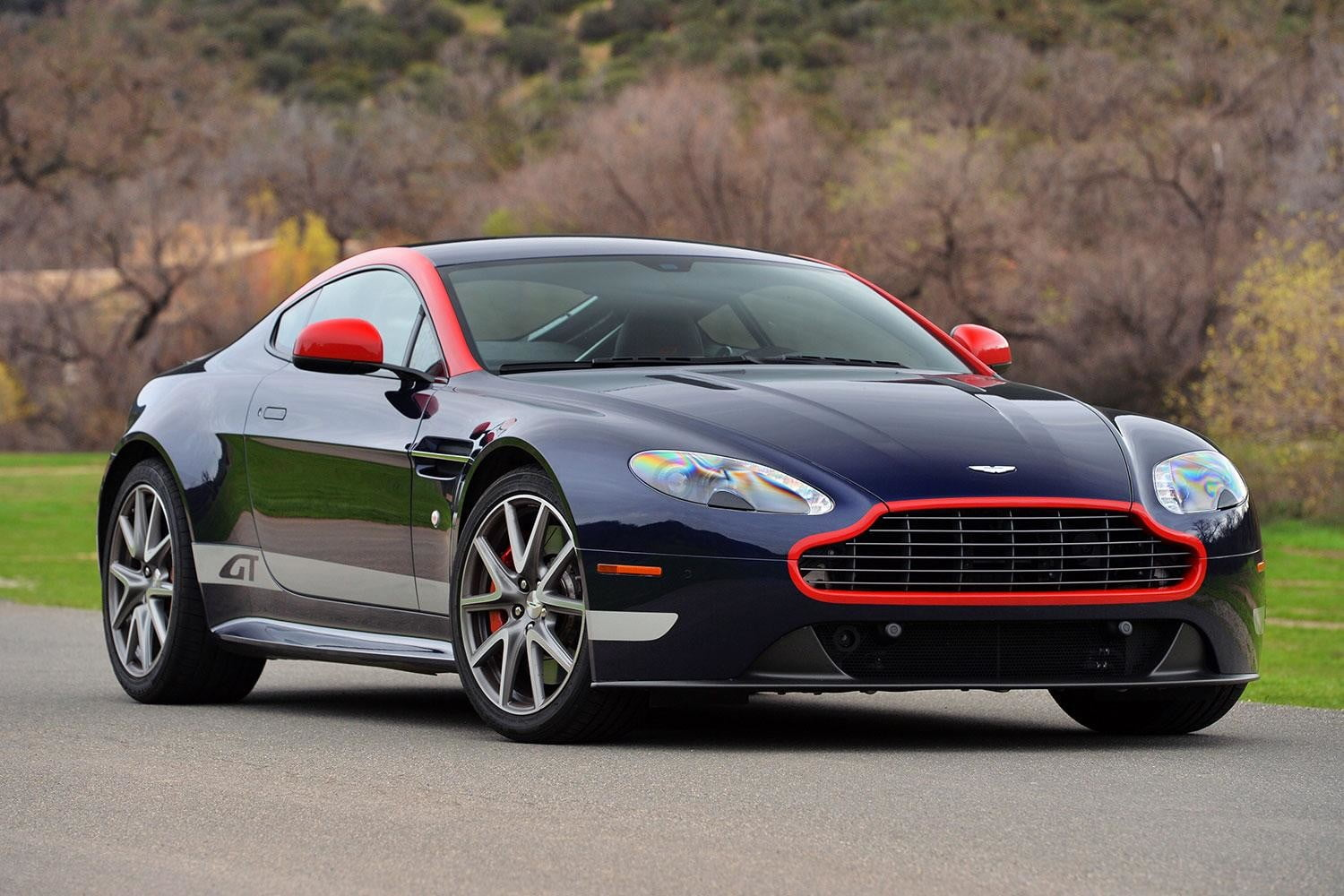 Aston Martin V Vantage GT First Drive Digital Trends - Aston martin gt