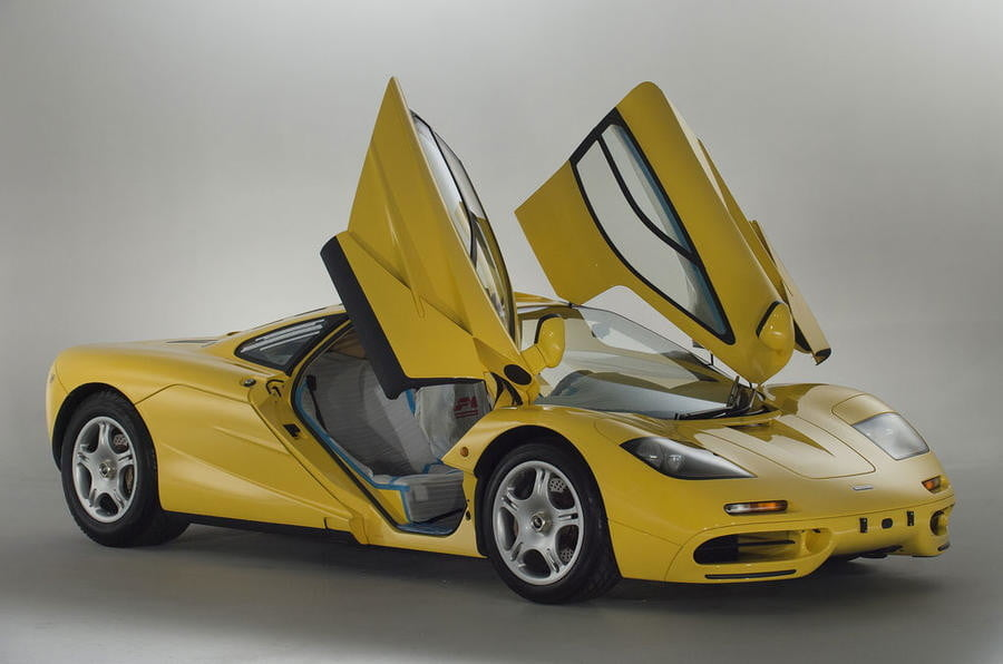 This mint condition McLaren F1 belongs in a museum, but it could ...