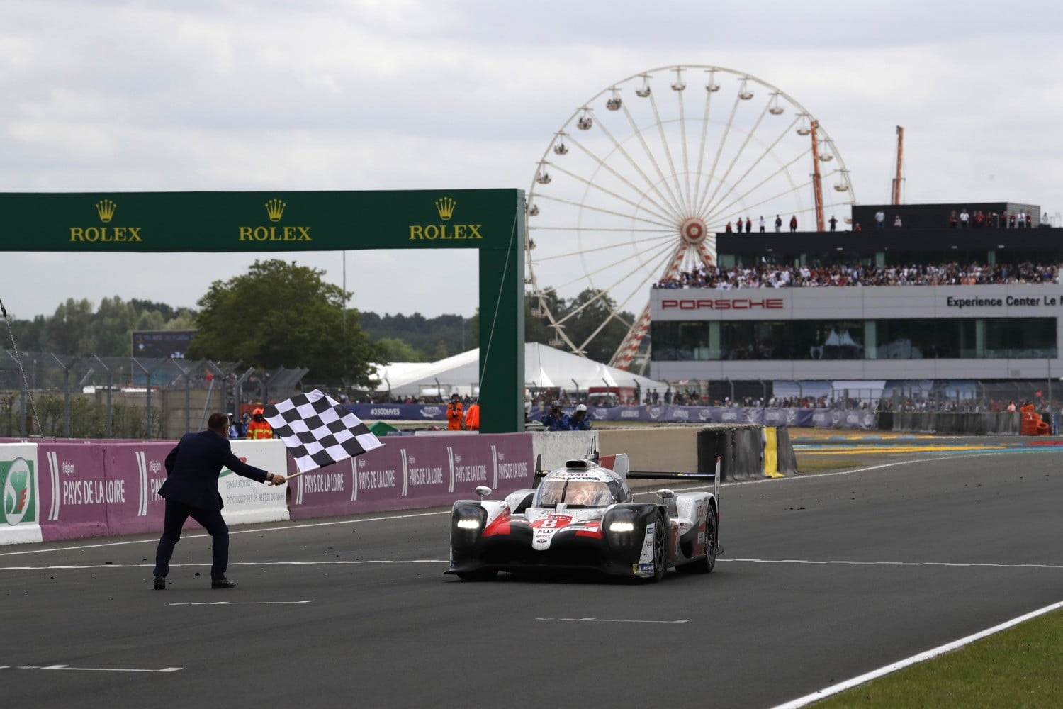 Toyota Scores One-Two Victory at 2019 24 Hours of Le Mans | Digital
