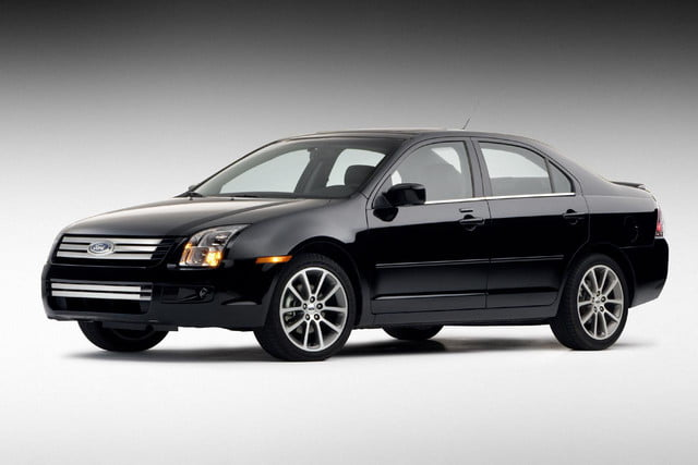 2008 Ford Fusion Sport