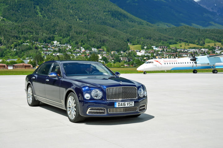 Low-Volume Bentley Mulsanne | News, Report, Quotes, Specs | Digital on bmw 5 series owners manual, audi a6 owners manual, bmw 3 series owners manual, aston martin vantage owners manual, chrysler 300 owners manual,