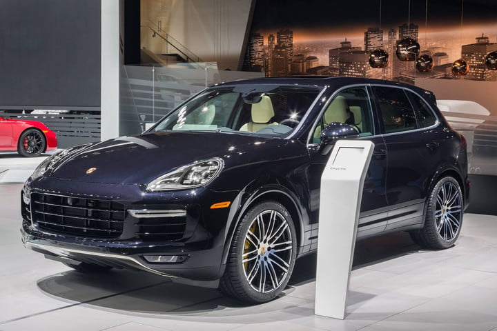 Porsche Cayenne Turbo S | Official specs, pictures, performance ...