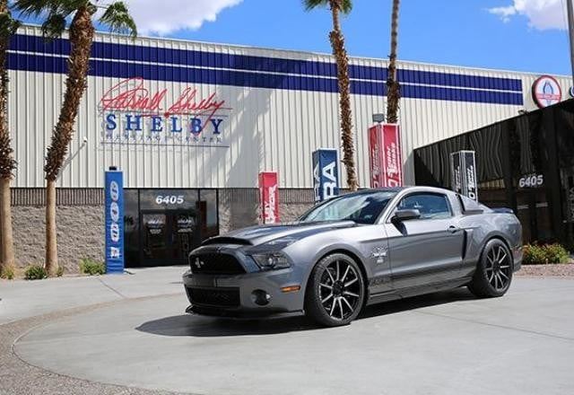 Ford Shelby GT500 Super Snake | Official pictures and specs ...