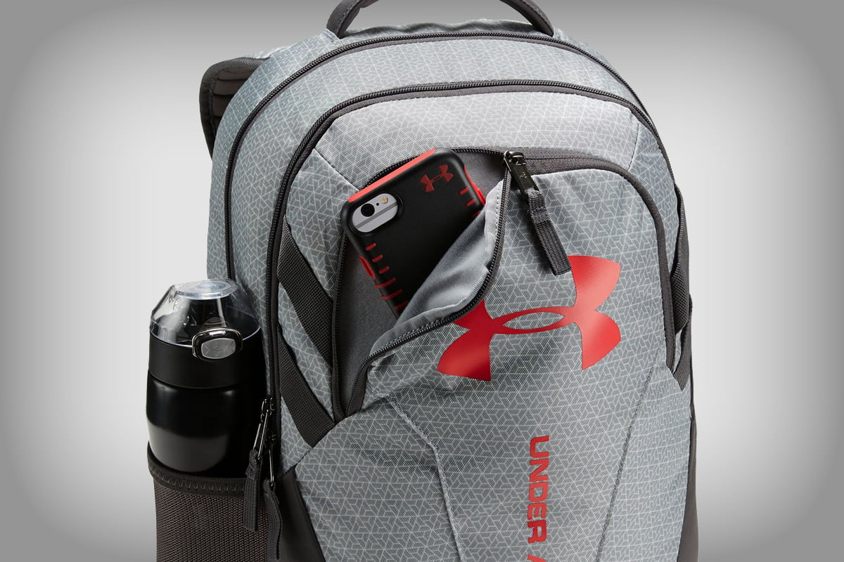 bc98068f9a04 Under Armour Cuts Prices on Waterproof Backpacks With This Outlet Sale