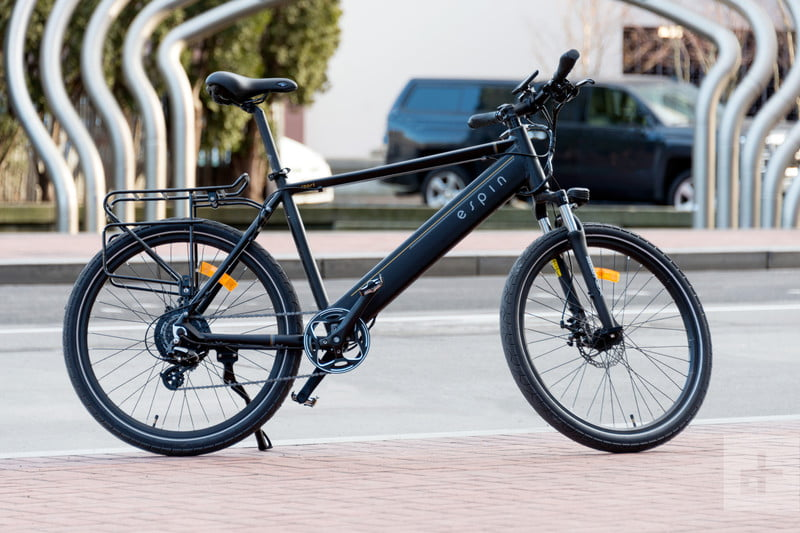 Espin Sport Electric Bike Review Digital Trends