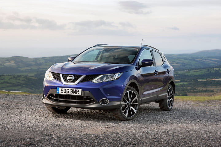 Nissan May Import Its European Market Qashqai Suv To The U S