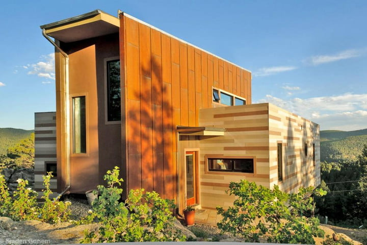 Colorado Shipping Container Home, By Studio H:T