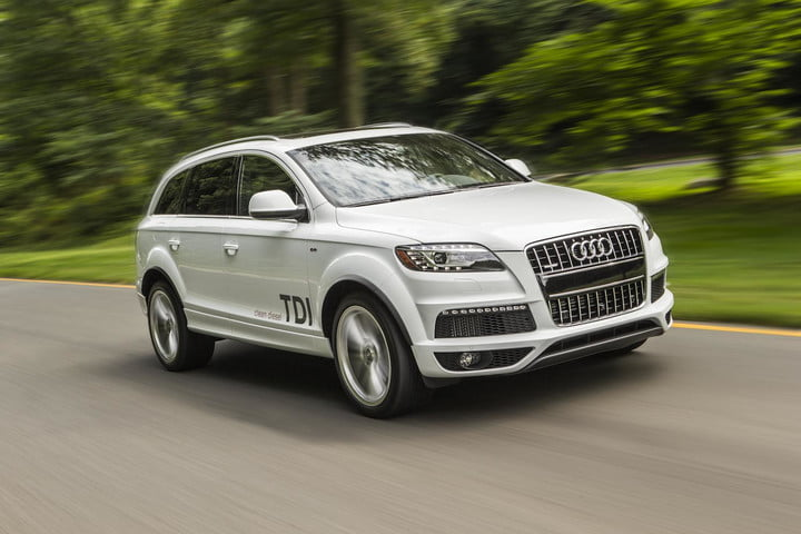 Audi Reportedly Developing Allelectric SUV To Challenge Tesla - All audi