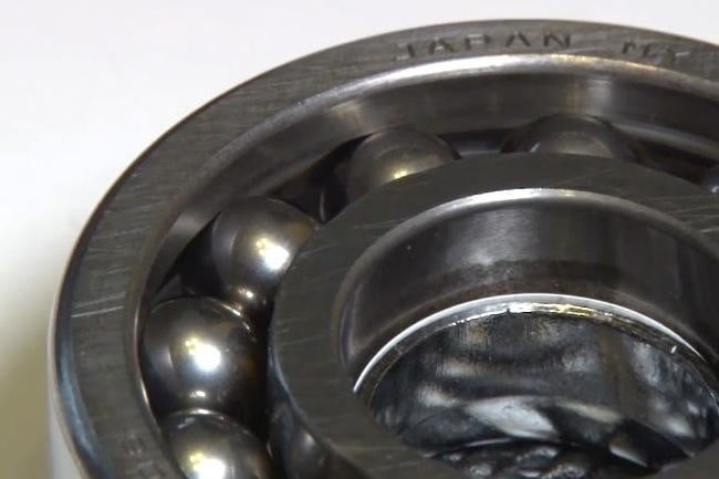 Brilliant new bearing design spins with 10x less friction, doesn't require grease