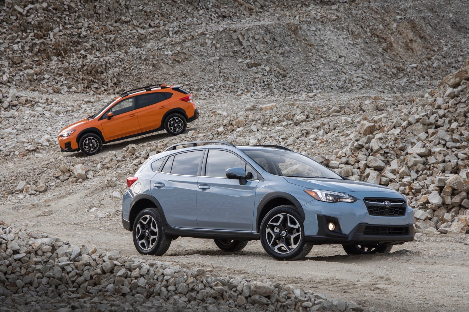 2019 Subaru Crosstrek Hybrid Plug In Coming Later This Year Digital Trends