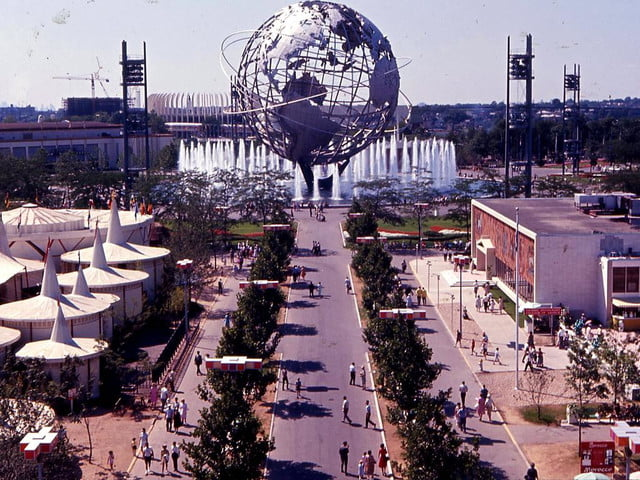 new york worlds fair 50th anniversary world s 1