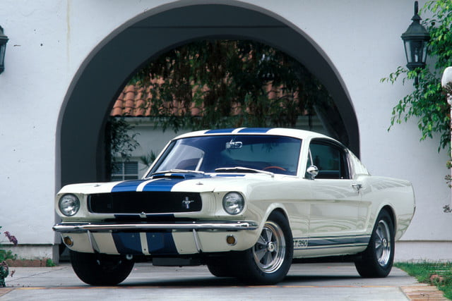 ford mustang history 1965 1
