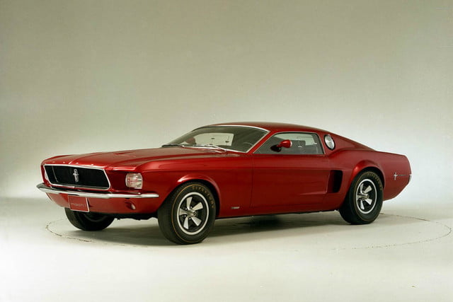 looks thing new mustang ford brings back mach 1 moniker 1967 concept car