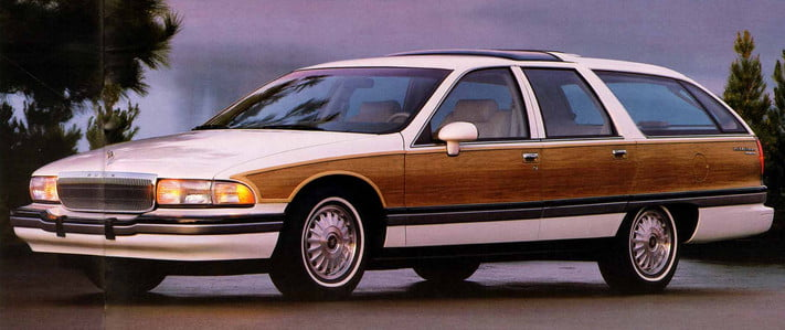 favorite station wagons from history 1997 buick roadmaster estate