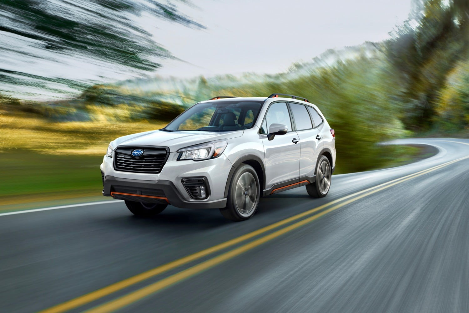 2019 Subaru Forester Crossover Priced Starting At 25 270 Digital