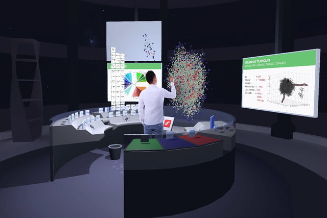 cancer virtual reality project 1 observatory