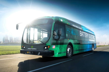 California wants all-electric public bus fleet on its roads by 2040
