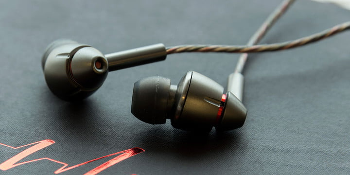 1More Quad Driver In-Ear Headphones Review