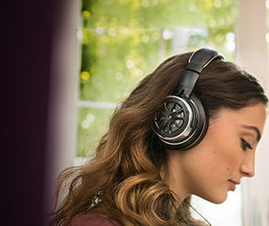 These triple-driver headphones sound gimmicky -- until you listen