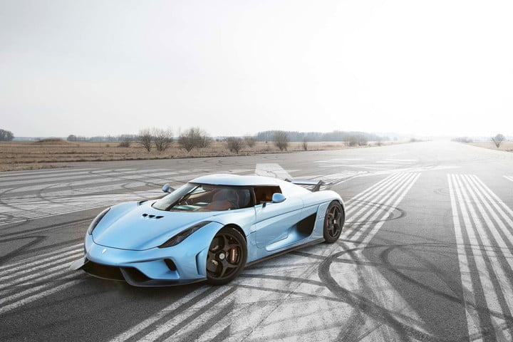 most expensive cars in the world 2 0 million  koenigsegg regera