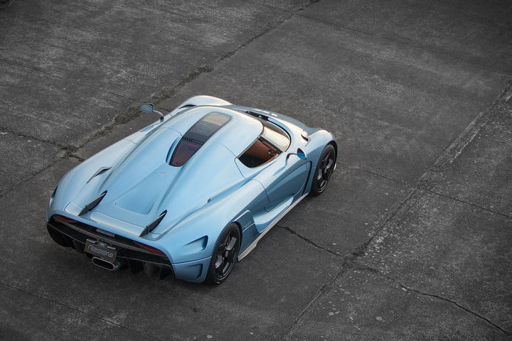 most expensive cars in the world 2 0 million  koenigsegg regera 0016