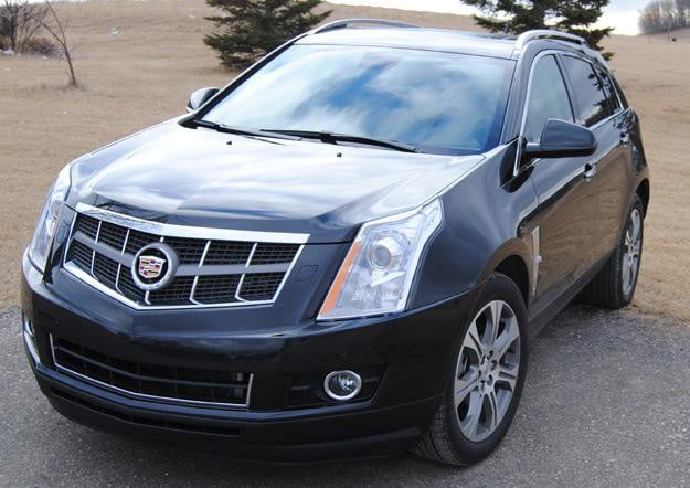 How Much Is A Power Steering Pump >> 2012 Cadillac SRX Review | Digital Trends