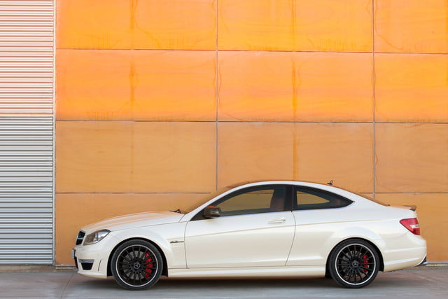 11 cars that will go extinct in 2016 2012 mercedes benz c63 amg coupe 3