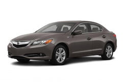 2013 Acura ILX Hybrid review