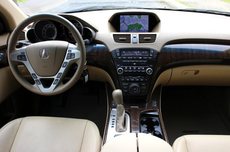 2013 Acura Mdx Review Digital Trends