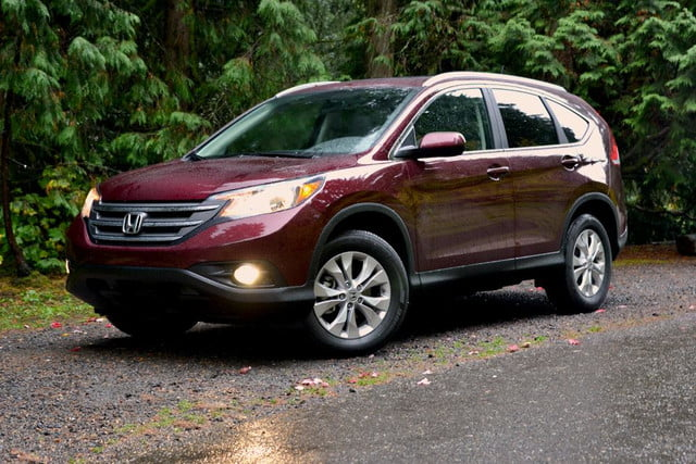 Marvelous 2013 Honda Cr V X Review Front Angle