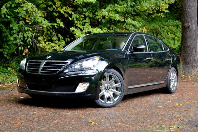 2012 Hyundai Equus Review Digital Trends