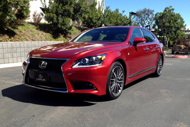 review products lexus makeover cnet sport au f an gets flagship lexlsf ls