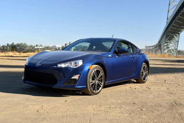 2013 scion fr s review exterior front angle 2