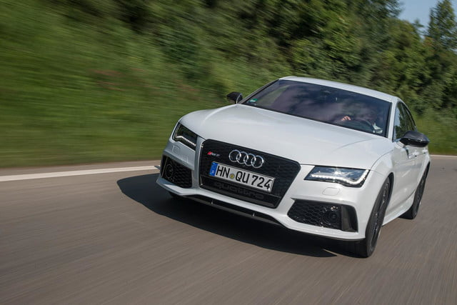 2014 Audi RS7 front motion