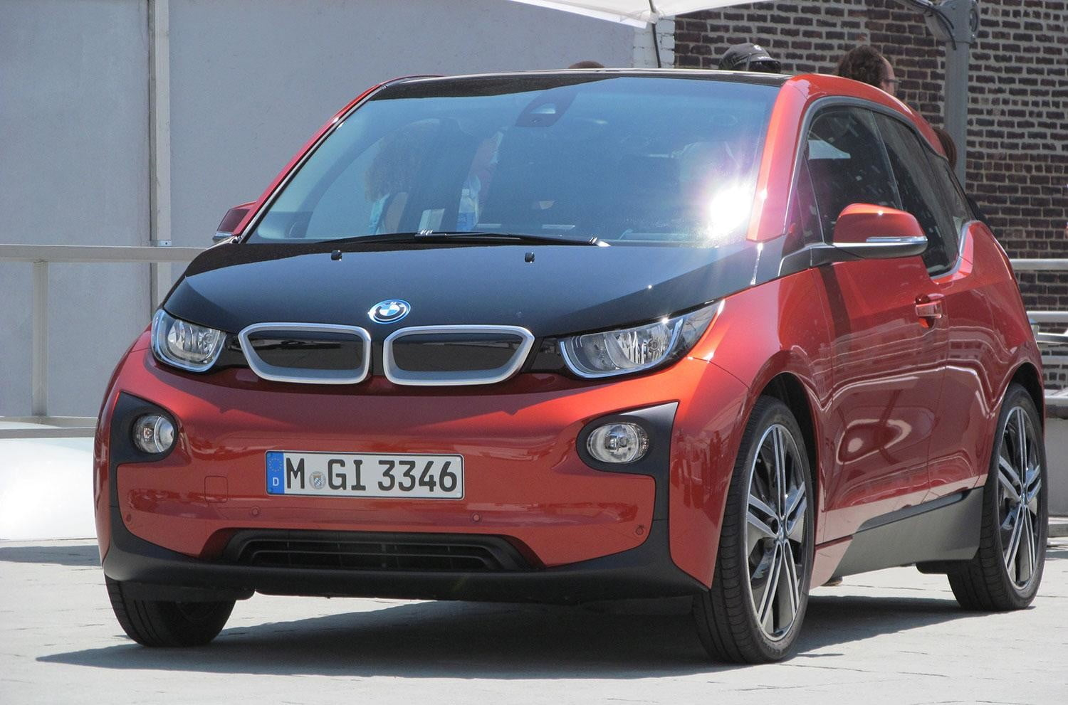 2014 Bmw I3 Revealed Bmws First Ev Defines The Word New Vehicle Electrical System Control Units Location Digital Trends