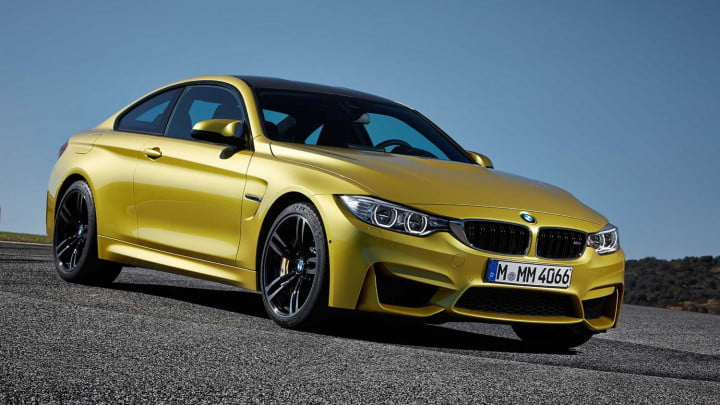 BMW M Convertible Set For New York Auto Show Unveil - 2014 bmw m4 msrp