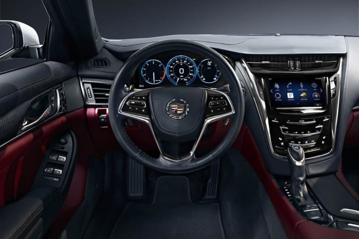 2014 Cadillac Cts Pumps Engine Sound Into The Cabin Using The Stereo