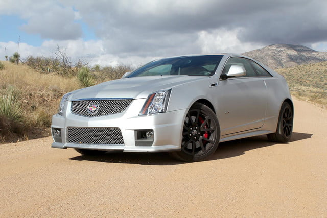 Joyride A love letter to the 2015 Cadillac CTSV Coupe  Digital