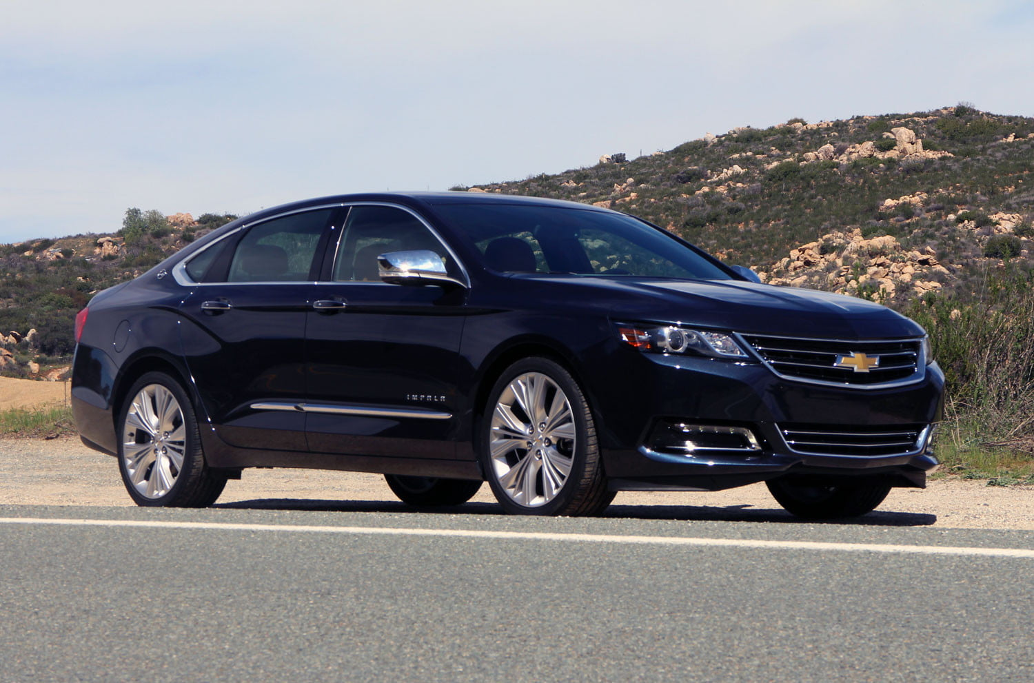 First drive: 2014 Chevrolet Impala | Digital Trends