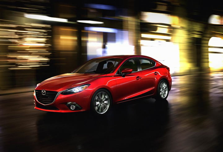2017 Mazda3 Hybrid And Cng Models To Debut At Tokyo Motor Show Sedan