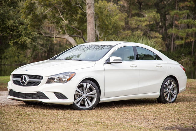 Beautiful 2015 Mercedes Benz CLA250 Review