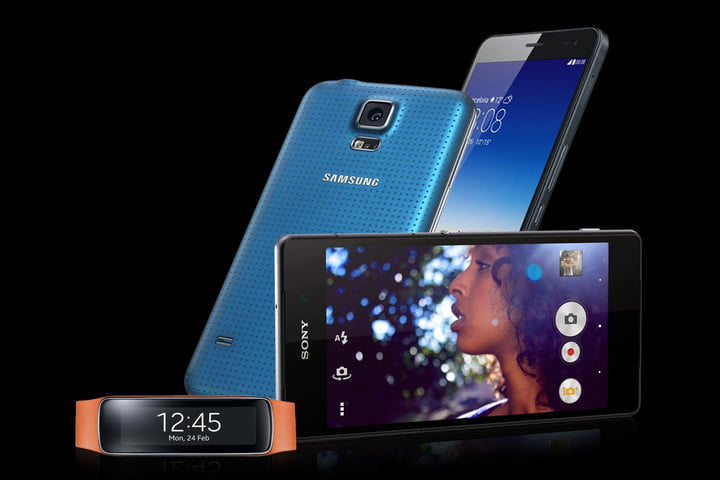 4K video, fingerprint scanners and 8 more hot phone trends