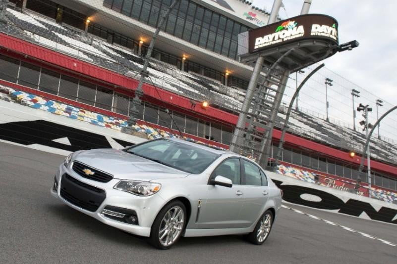 New 400+hp Chevrolet SS performance sedan to start at under $50,000