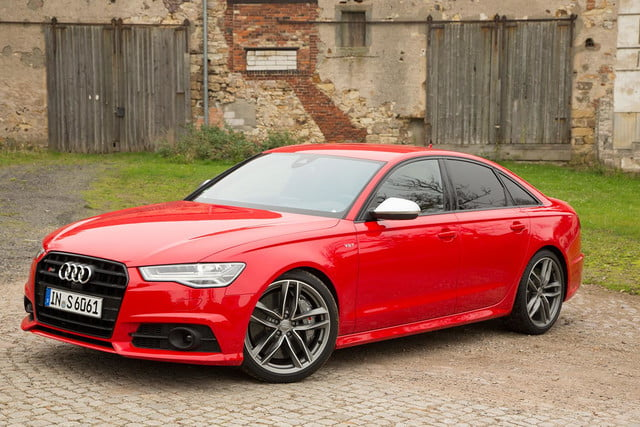 Audi S6 Reviews - Audi S6 Price, Photos, and Specs - Car and Driver