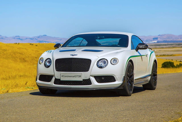 2015 Bentley Continental GT3-R front angle