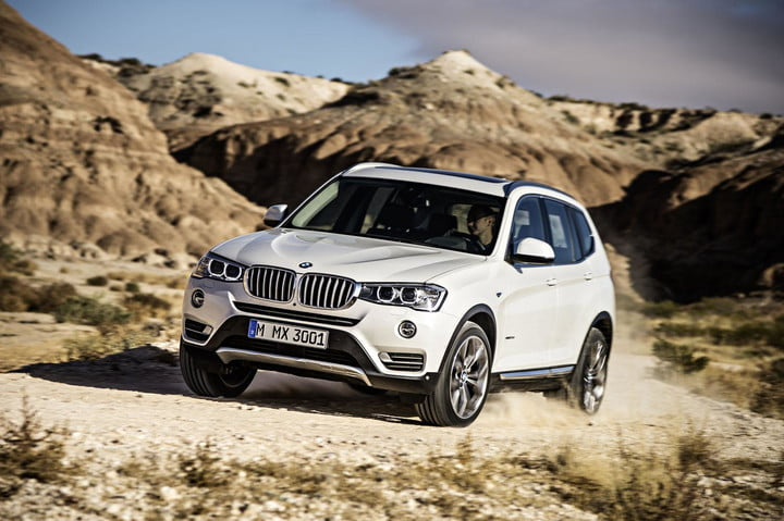 The Next BMW X Might Spawn A Horsepower Mtuned Model - 2015 bmw suv models