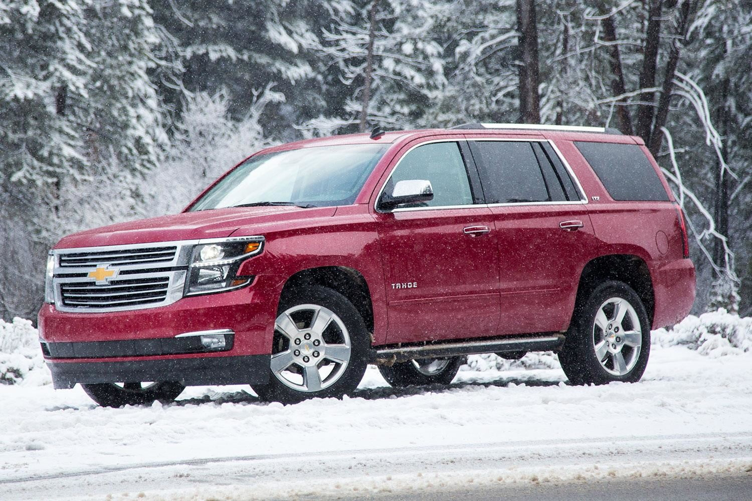 First Drive: 2015 Chevrolet Tahoe | Digital Trends