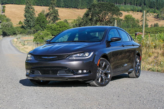 2015 chrysler 200s awd review digital trends. Black Bedroom Furniture Sets. Home Design Ideas